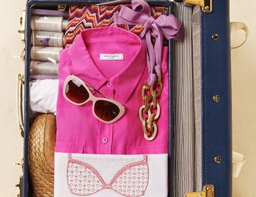 come fare la valigia perfetta - Enrica Scielzo