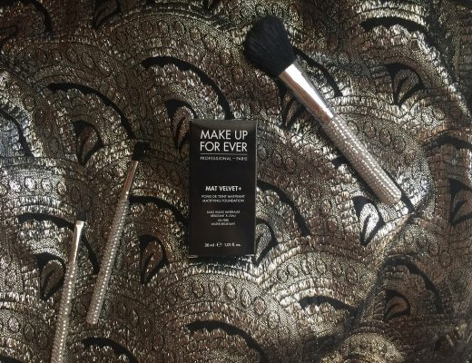 make up for ever mat velvet + recensione
