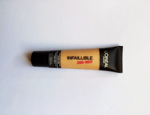 l'oreal infaillible 24h mat recensione