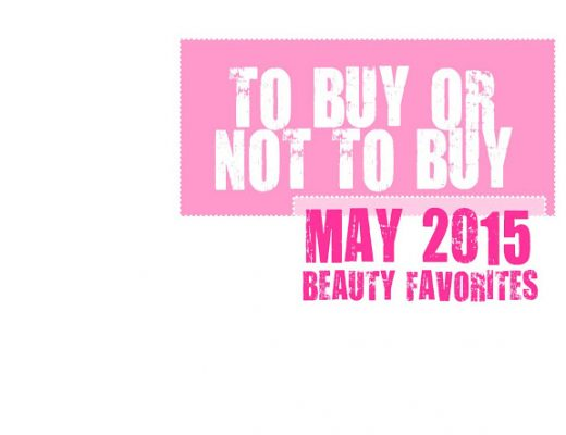 may 2015 beauty favorites