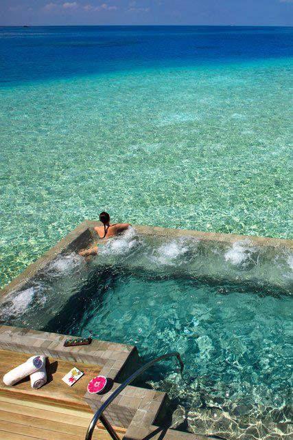 il mare una spa a cielo aperto