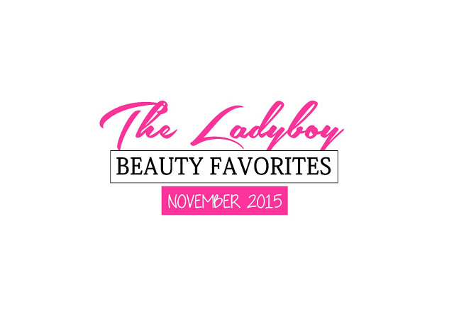 november 2015 beaut favorites