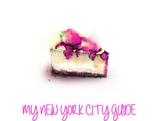 guida New York cibo