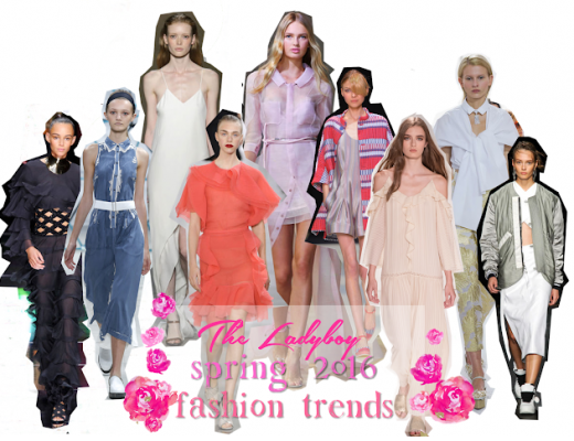 spring 2016 trends
