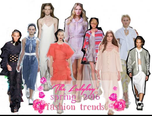 spring 2016 trends