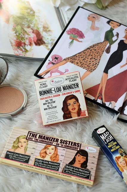the balm bonnie-lou manizer notino