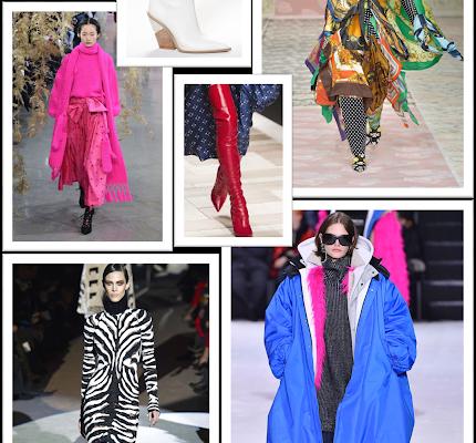 tendenze moda autunno inverno 2018-19