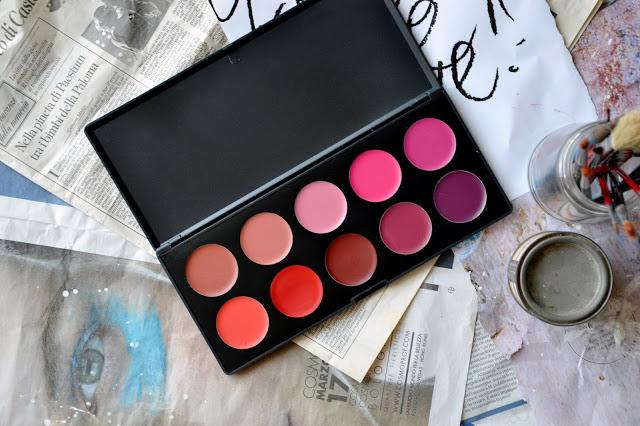 mesauda lipstick palette