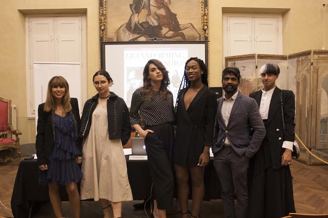 transforming fashion conferenza villa la pietra