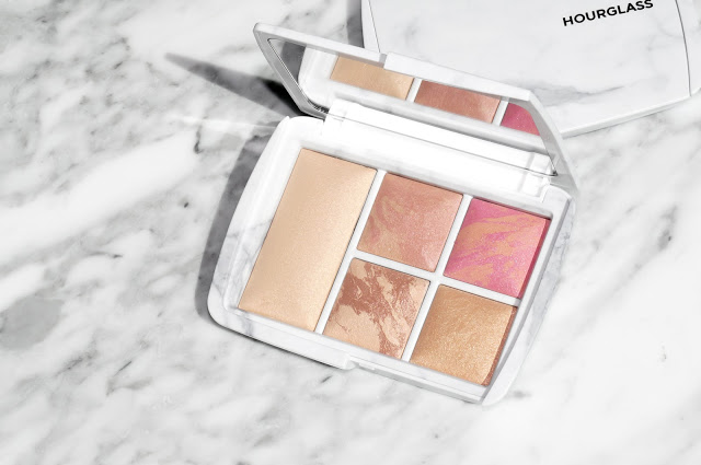 hourglass ambient lightining palette review