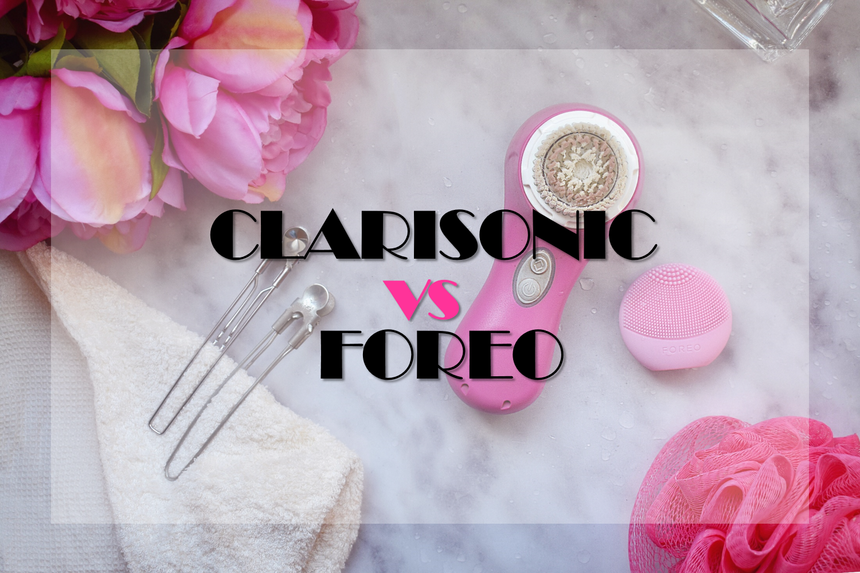 clarisonic vs foreo