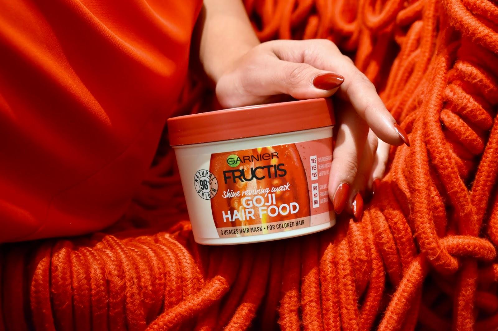 recensione maschere hair food notino