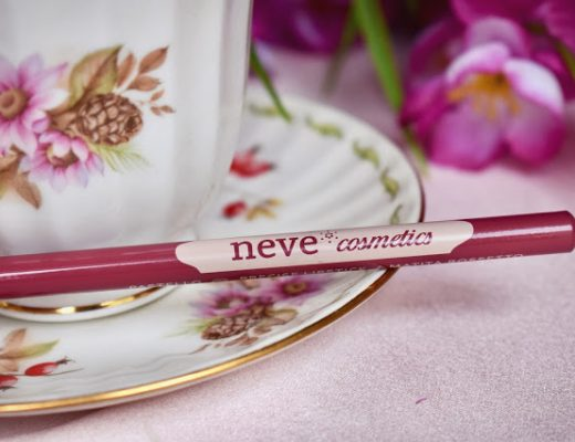 neve cosmetics tea time collection