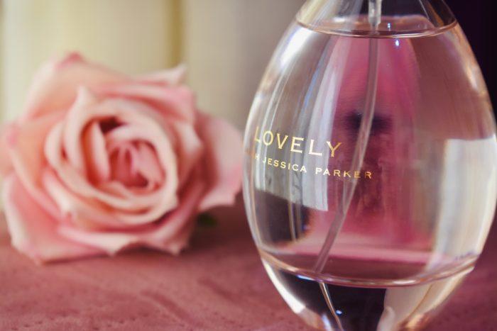 sarah jessica parker lovely perfume
