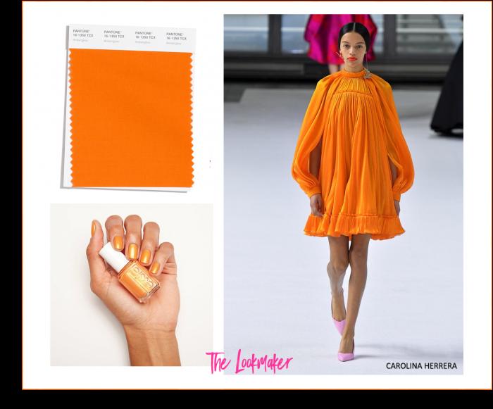 colori moda autunno inverno 2020/21 amberglow notino