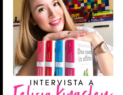 intervista felicia kinglsey