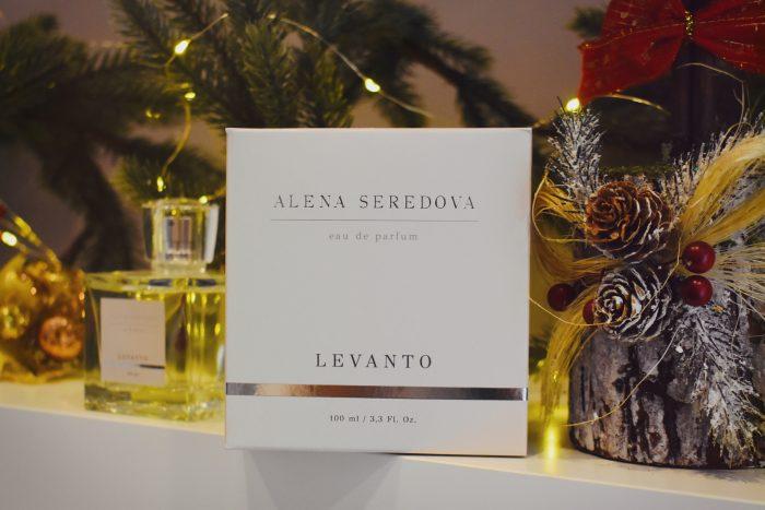 Alena Seredova Levanto profumo