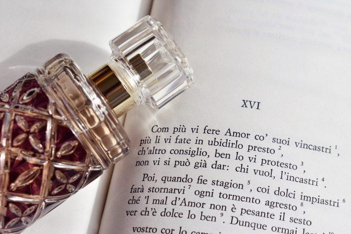 """""""Florence"""" di Roberto Cavalli recensione profumo Notino"""