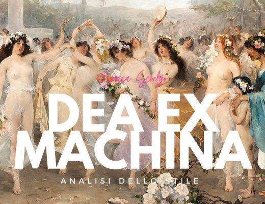 Dea Ex Machina